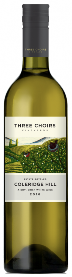 Three Choirs Vineyards Coleridge Hill Sparkling Wine