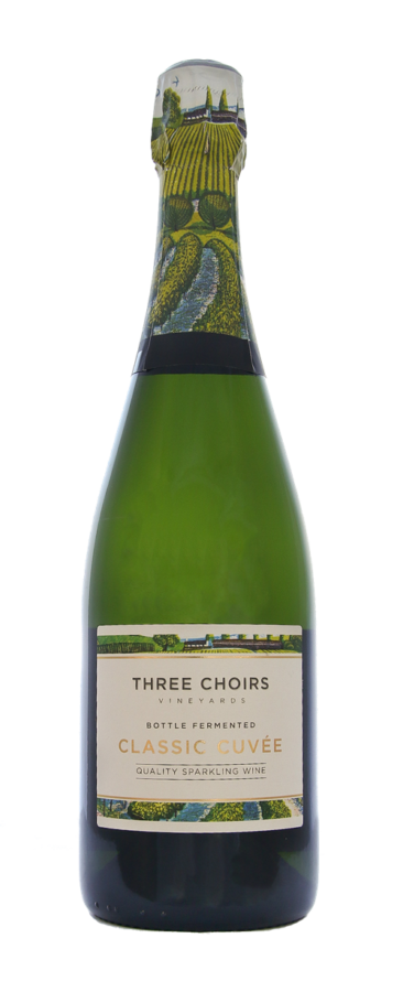 Three Choirs Vineyard Classic Cuvee n/v Sparkling English Wine