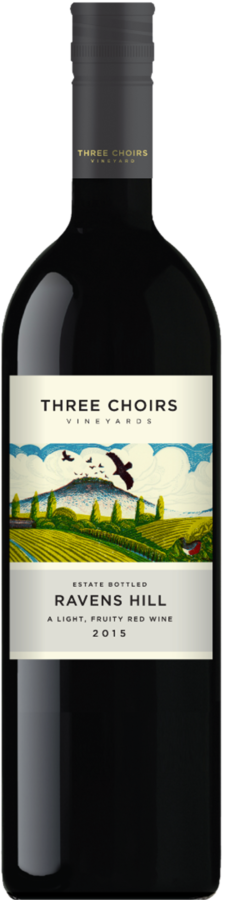 Three Choirs Vineyards Ravens Hill Red Wine