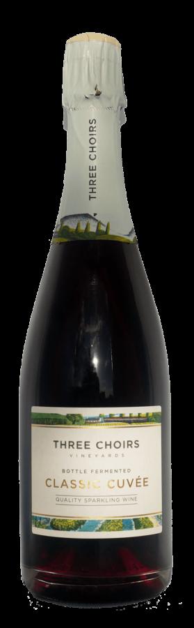 Regent Red Sparkling Wine 2016 by Three Choirs Vineyards